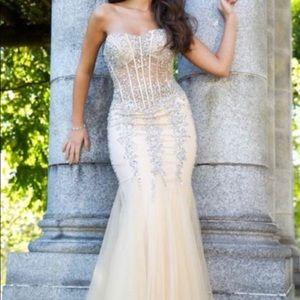 Jovani Dresses - Jovani Mermaid Dress